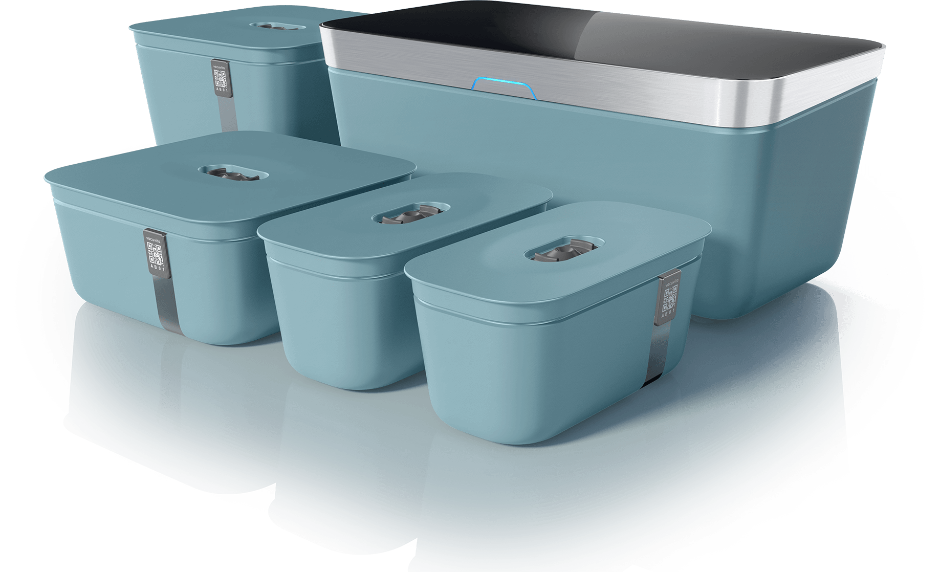 Food Storage, Vacuum Containers, Bags & Sous-Vide Cooking