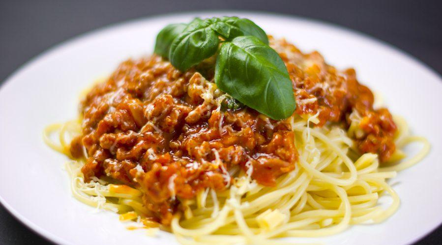 spaghetti sauce vacuvita