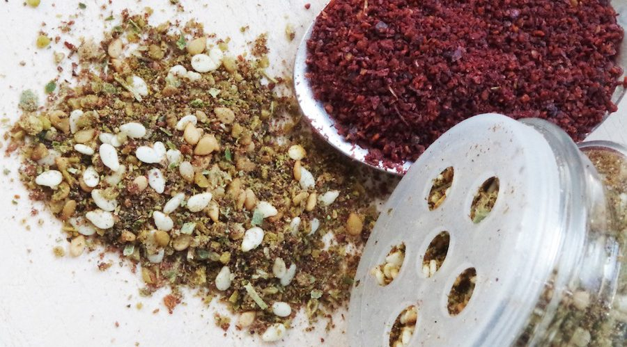 Vacuvita Chef: Every za'atar has its hummus