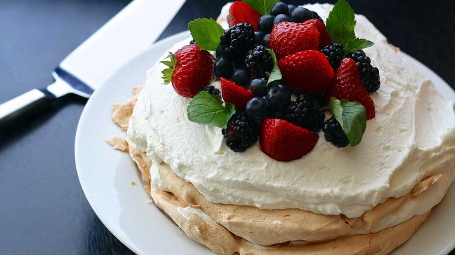 Vacuvita Chef: Easy Pavlova for summer days